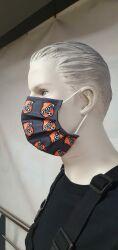 Masque Grand Public Noir USOE