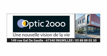 Panneau Alu OPTIC 2000