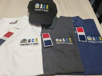 Textiles personnalisés_ACK Fermetures et Stores